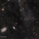 M81, M82 and IFN,                                José Fco. del Agu...