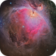 Messier 42 Orion Nebula,                                Frank Iwaszkiewicz
