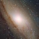 Andromeda's Core,                                Andrew Marjama