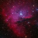 NGC 281,                                Patrick Chevalley