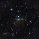 Coma Galaxy Cluster (Where's Waldo?),                                David McClain