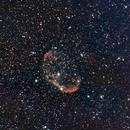 NGC 6888 - The Crescent Nebula,                                Steven E Labkoff