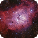 (M8) Lagoon nebulae - a sky monster,                                Gianni Cerrato