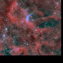 Wolf Rayet Star WR134 - Cygnus,                                Pascal Gouraud