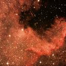 NGC7000,                                bzizou