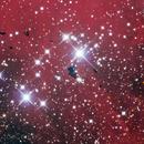 Thackeray's Globules in IC 2944,                                Joe