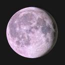 Waning Gibbous Moon,                                Sven Kreiensen