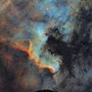 NGC 7000 64 Heures,                                Uwe KAMIN