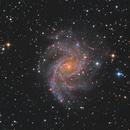 NGC 6946 - Fireworks Galaxy,                                Victor Van Puyenb...