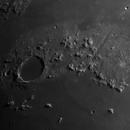 Mond Montes Alpes und Plato,                                Siegfried Friedl