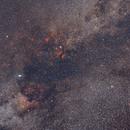 Cygnus from Canon 50/1.8,                                Sebastian Ś
