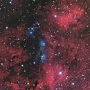 NGC 6914 Nebula in Cygnus,                                Kiyoshi Imai