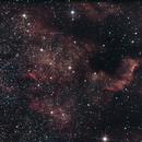 NGC7000, NGC6997,                                Stefano Zamblera