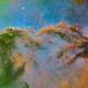 NGC6188 (Fighting Dragons Nebula),                                Dean Carr