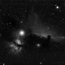 IC 434 - a light show,                                Tom Gray