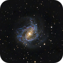 M83 Full Moon,                                Flint