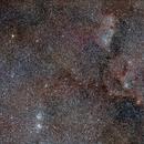 Heart and Soul Nebula,                                Onur Atilgan