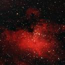 Eagle Nebula HaRGB,                                Carl Schreiner