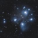 M45 Pleiades,                                Andreas Nilsson