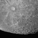Lunar South Pole,                                Sacrednight