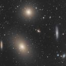 Center of the Virgo Cluster,                                Nippo81