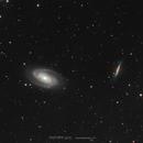 M81 et M82,                                Stephane Jung