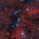 NGC6914 Nebula in Cygnus,                                Stellario