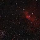 Bubble Nebula HaOIIIRGB,                                Anderson Thrasher