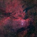 NGC 6188,                                Jerry Huang