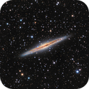 NGC 891, The Silver Sliver,                                John Hayes