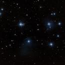 Pleiades (M45),                                AlexDBA