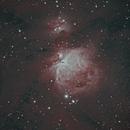 The Great Orion Nebula in HOO,                                JDJ