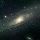 M31 Andromeda Galaxy NGC224,                                Albert  Christensen