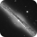 NGC-4565 - The Quintessential 'Cosmic Needle',                                Steve Solon and Terry Chatterton