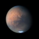 Mars - Vallis Marineris at centre stage,                                Niall MacNeill