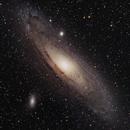M 31 Andromeda Galaxy,                                Michael Timm