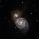M51 short exposure,                                Andreas Zeinert