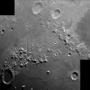 Mare Imbrium, Mare Frigoris,Mare Serenitatis Region 25-sep-2020,                                Kees Scherer