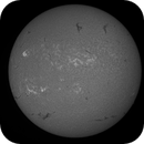 Solar disc animation from 5 July 2015,                                Andy Devey