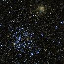 M35 & NGC 2158,                                Giuseppe Donatiello