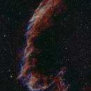 NGC6992 Joker's smile aka Veil Nebula,                                kskostik