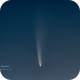 Comet C/2020 F3 NEOWISE,                                Francesco di Biase