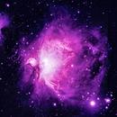 M42 combined data,                                Steve Lantz