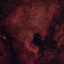 North American Nebula,                                Michael