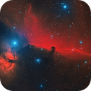 Horsehead and Flame Nebula 2018,                                julianr