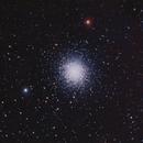 M13 LRGB,                                Rino
