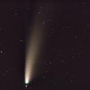 Comet C/2020 F3 (NEOWISE) GT 71,                                Lukas Šalkauskas