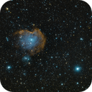NGC 2175 DSLR Hubble Palette,                                Scotty Bishop