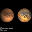 Mars, Sept 21st 3h27UT,                                Wouter D'hoye
