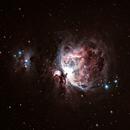 Orion Nebula - M42,                                Kyle Anthony